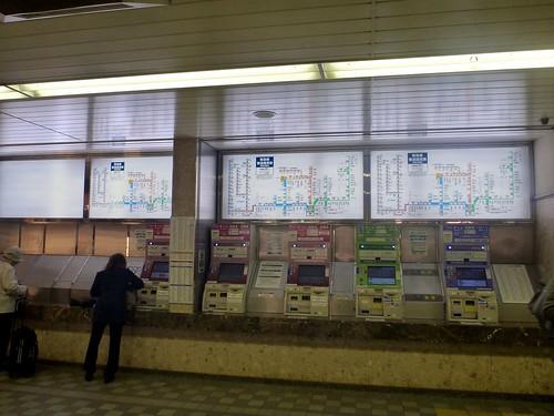 Hankyu Takarazuka Station | by Kzaral