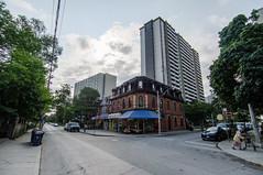 Howard Street & Redrocket Lane