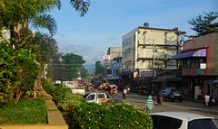 Street view in Bukidnon
