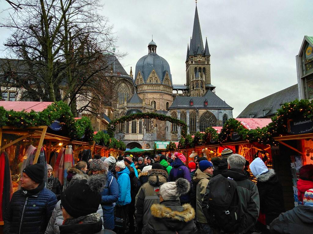 Weihnachtsmarkt W.Weihnachtsmarkt Aachen 2017 Aachener Printen über Alles Flickr
