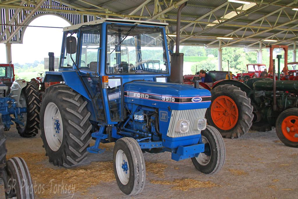 Ford 3910 Tractor Stuart Rose Flickr