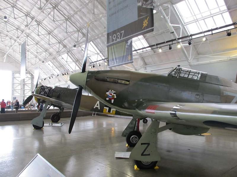 Hawker Hurricane Mk.XII 1
