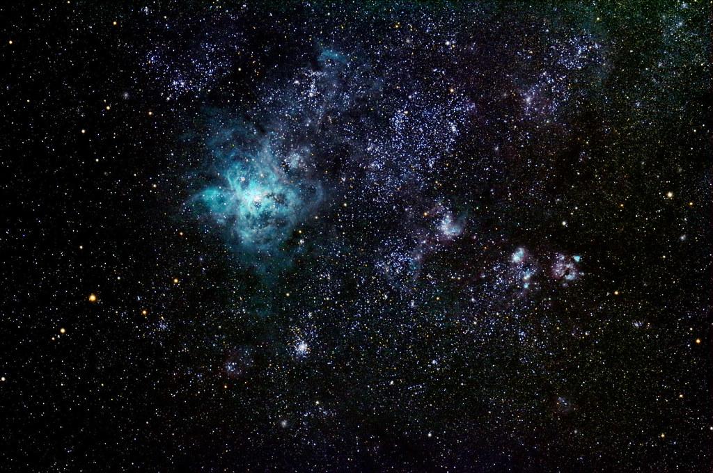 NGC 2070 Tarantula Region