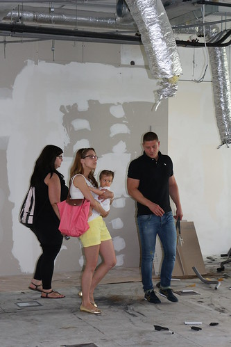 pivot life onsite - construction with baby | by Pivot270