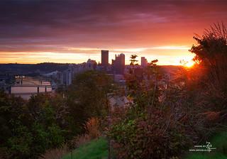 Autumn Sunrise | by Z!@