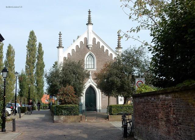 Ned.Gereformeerd kerk - synagoge Joodse kerk, Culemborg