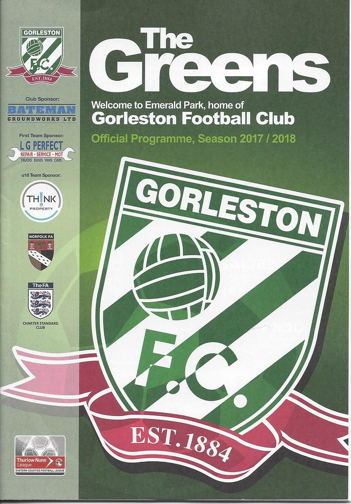 Gorleston v Leighton Town FAV