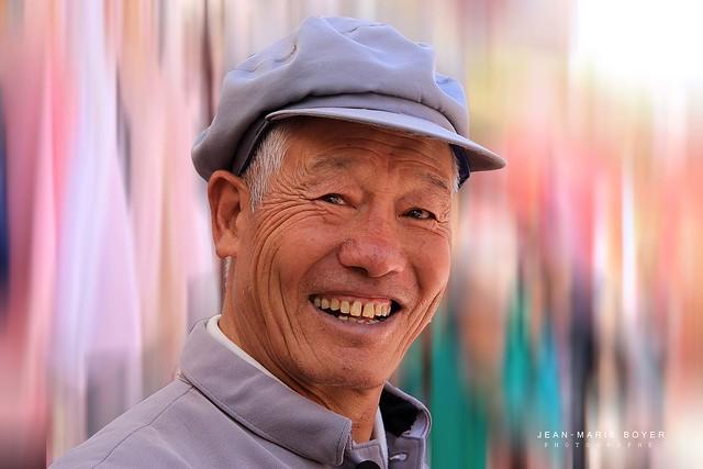 Un petit sourire de Chine