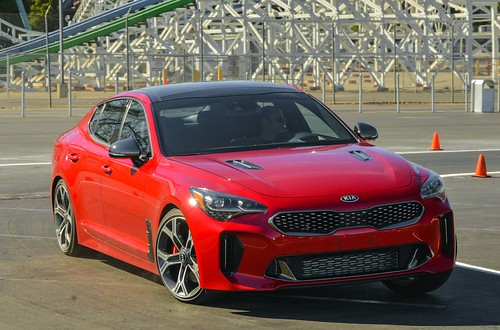 2018 Kia Stinger Photo