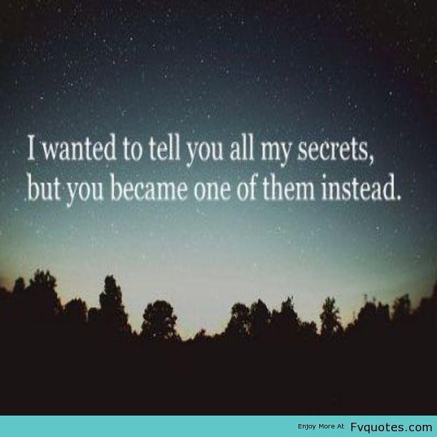 Sad Love Quotes : secret crush love quotes - Google Search ...