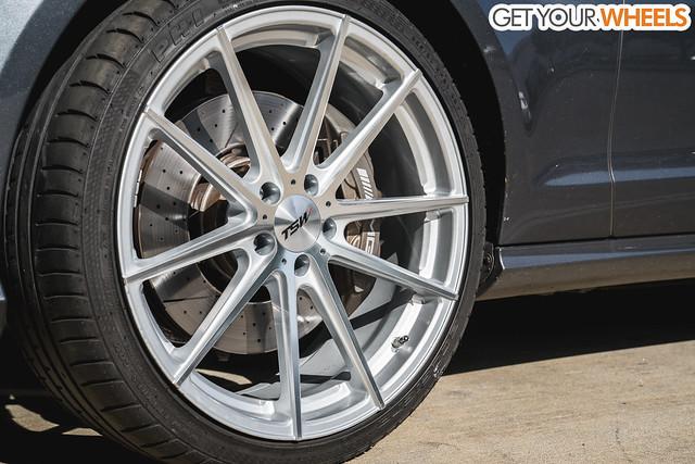 Mercedes Benz CLS63 - TSW Bathurst