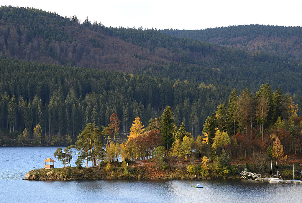 The Black Forest Germany >> Schluchsee Black Forest Germany Johannes Mayr Flickr