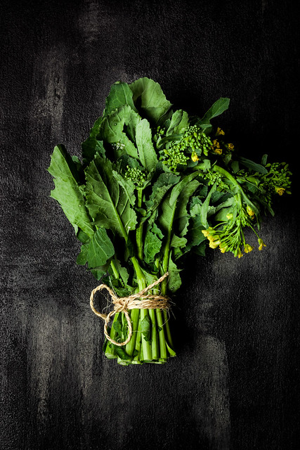 Chinese Broccoli 2