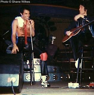 Queen live @ Tottenham - 1979