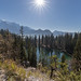 Vue sur le Lac Vert by Boris_Kempski