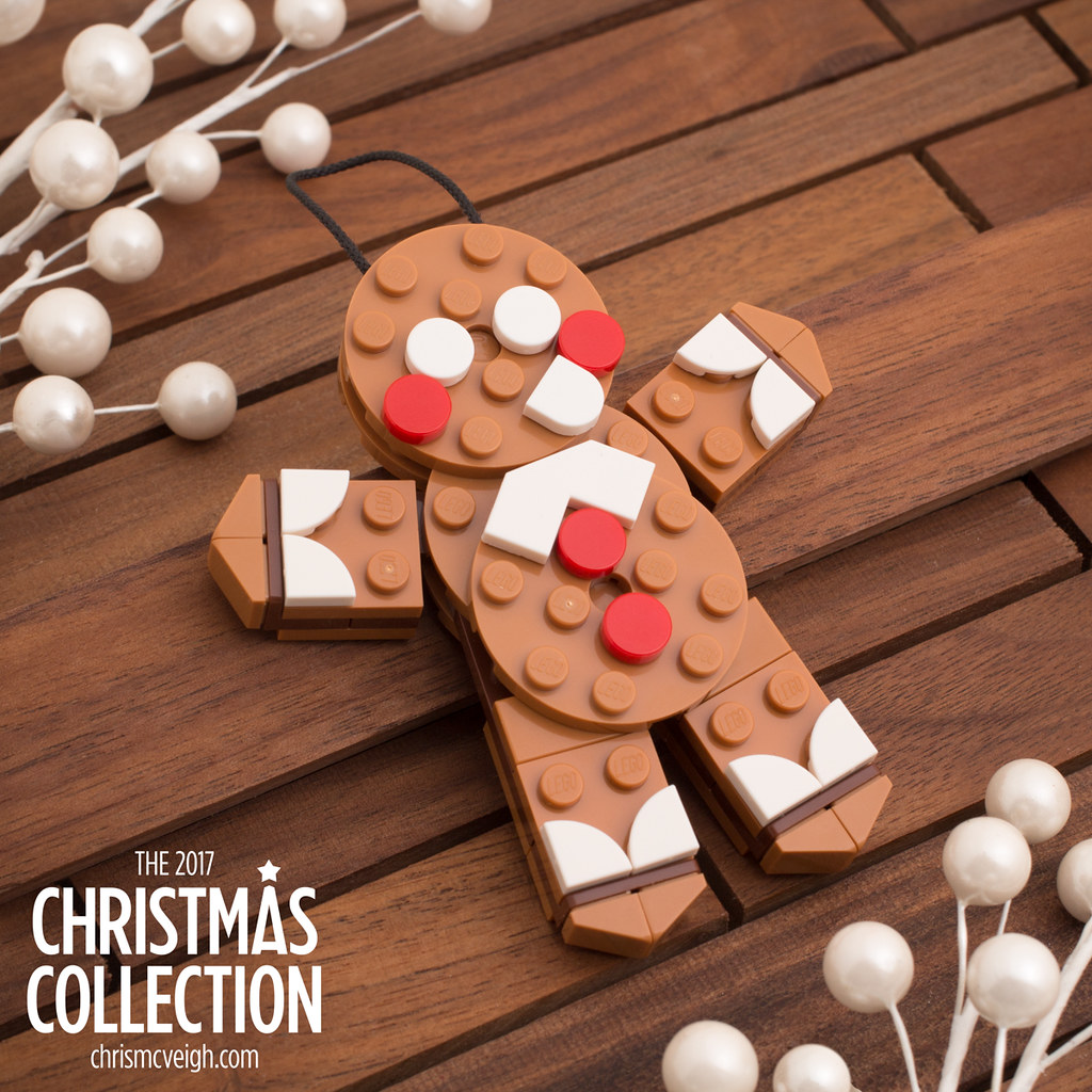 Project 2: Platecraft Gingerbread Man
