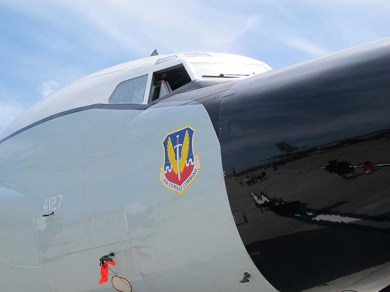 Boeing TC-135W Rivet Joint Trainer 3