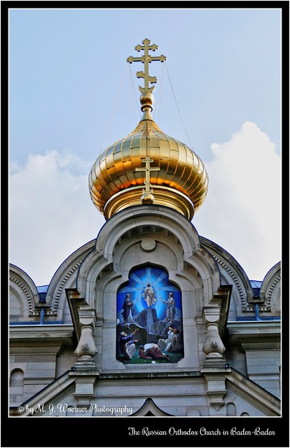 The Russian Orthodox Church in Baden-Baden 13