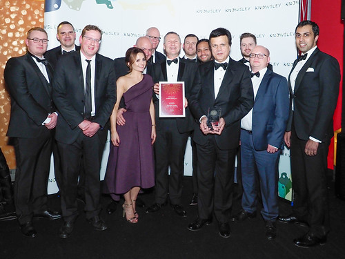 Manufacturer of the Year SME - Olympic Foods   by Knowsley Council