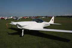 D-MWFR WD Flugzeugbau Fascination D4 [040] Sywell 020917