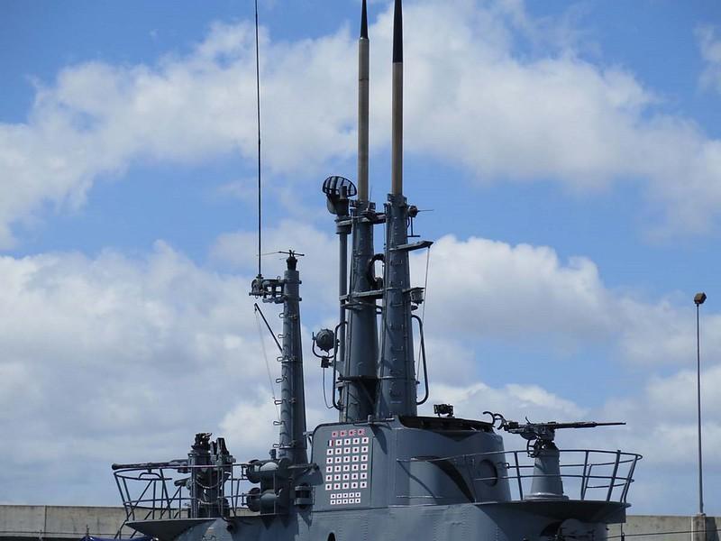 USS Bowfin SS-287 8
