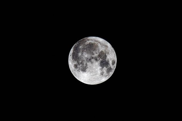 Tonight's Super Moon
