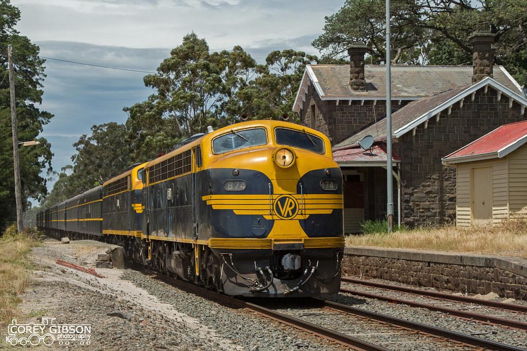 Spirit of Progress tour to Ballarat by Corey Gibson