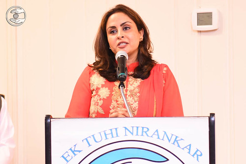 Preet Sahi expresses her views