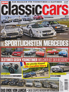 Auto Zeitung - Classic Cars