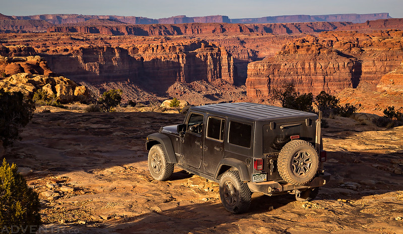 Canyonlands Jeep