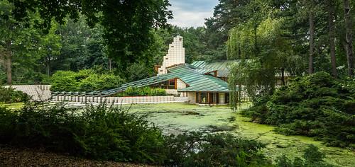 canoneos5dmarkiv ef24105mmf4lisusm aldenbdow dowgardens architect architecture pond midland mi michigan studio summer june 2017 midmichigan nationalhistoriclandmark franklloydwright