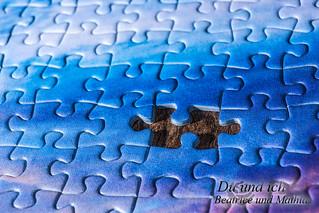 Fehlendes Puzzleteil