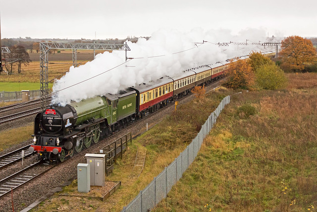 LNER A1 Peppercorn Class 4-6-2 - 60163