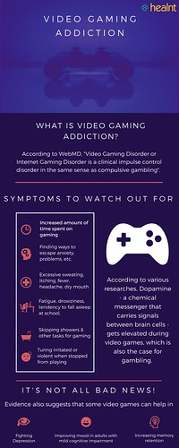 Video Games - Fun or Addiction?