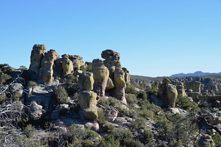 Chiricahua National Monument hoodoos | by Pierre Yeremian