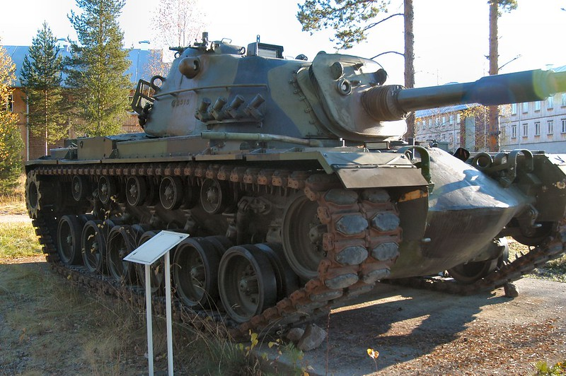 M48A5 Norwegian  6