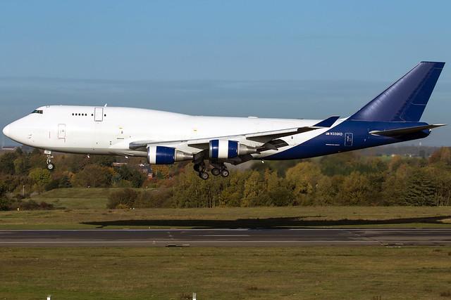 Western Global Airlines B747-446(BCF) N356KD