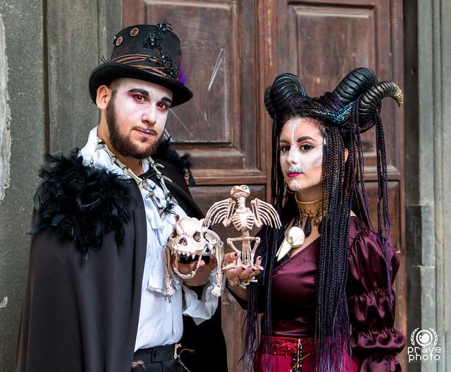 Steampunk gothic