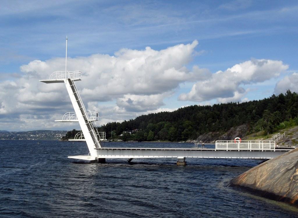 Oslo Ingierstrand bad | Oppegård Ingierstrand bad & restaura