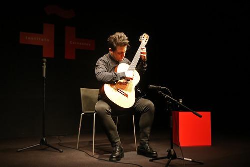 ジャン・マルコ・チアンパ クラシックギターコンサートConcierto de guitarra clásica de Gian Marco Ciampa | by Instituto Cervantes de Tokio
