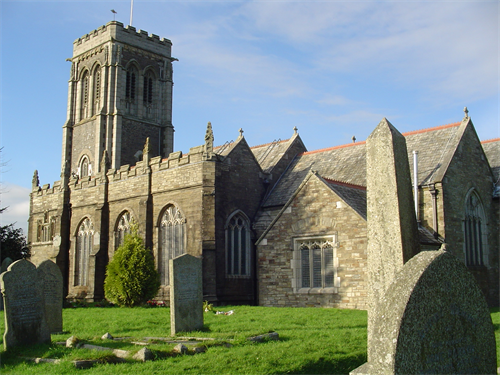 Cornwall, LISKEARD, St Martin (c) Cornwall Historic Churches Trust