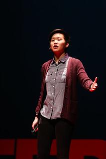 Ashley Tan @ TEDxUGA 2017 Student Idea Showcase