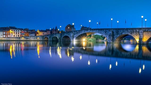 Namur Blue Hour - 4256