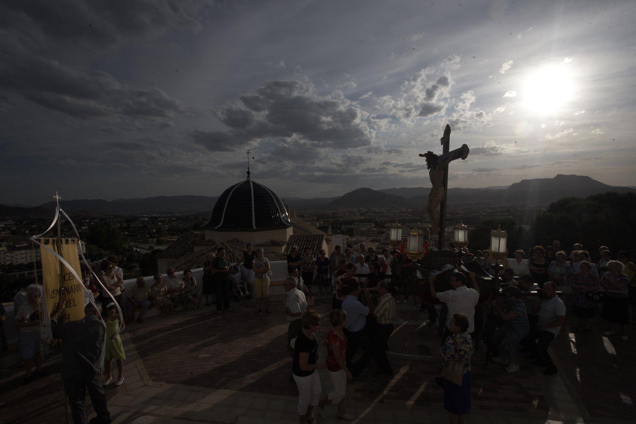 (2009-06-26) Vía Crucis de bajada - Heliodoro Corbí Sirvent (46)