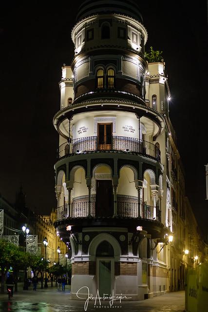 Antiguo edificio Filella.