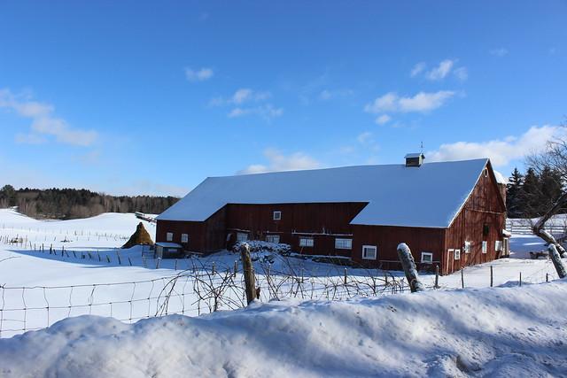 Nice Red Barn