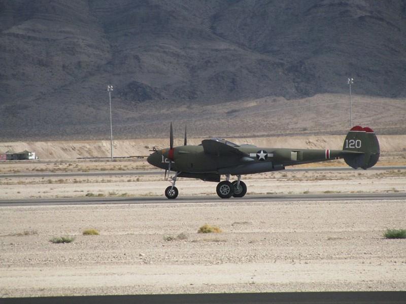 Lockheed P-38L Strele 1
