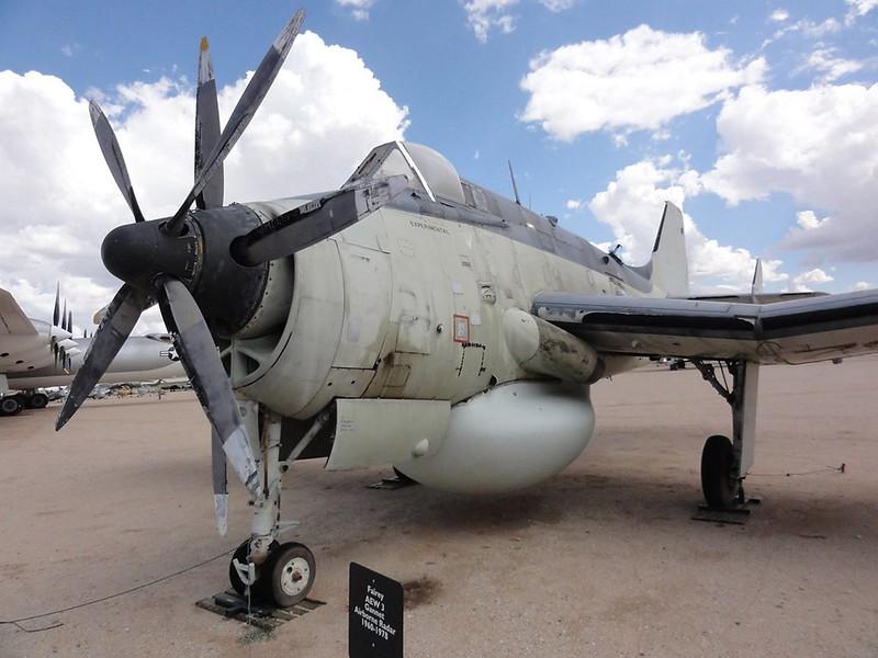 Fairey AEW Mk. 3 Gannet 6