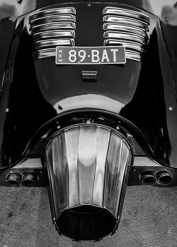 Batmobile Afterburner | by nikabuz