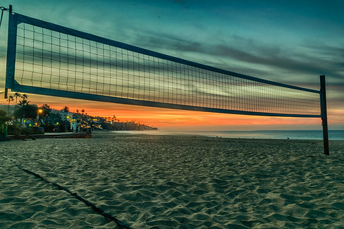 california hdr lagunabeach mainbeach nikon nikond5300 outdoor pacificocean beach beachvolleyball clouds coast geotagged morning net ocean palmtree palmtrees sand sky sunrise tree trees volleyball volleyballnet water unitedstates